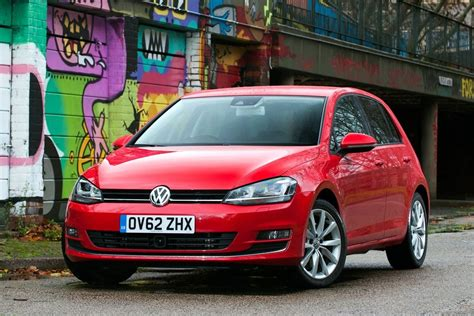 volkswagen golf vii  car review honest john