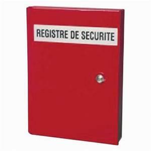 Boite De Sécurité : coffret pour registre de s curit ~ Medecine-chirurgie-esthetiques.com Avis de Voitures