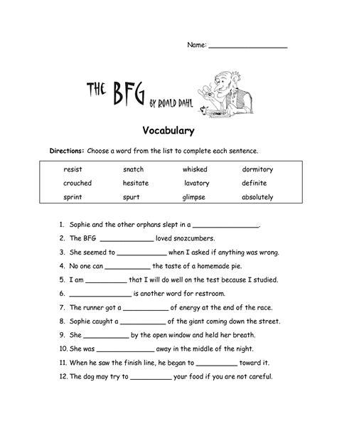 Free Vocabulary Worksheets Printable  Free French Printable Worksheetsfree Family Vocabulary