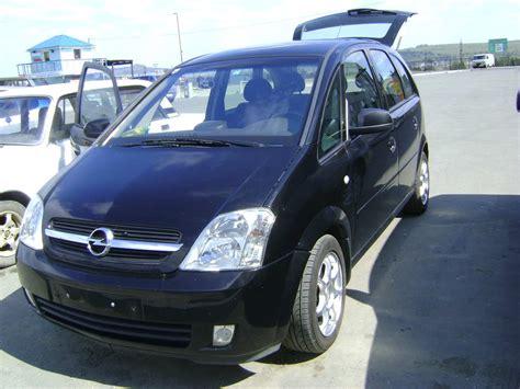 Used 2003 Opel Meriva Photos 1600cc Gasoline Ff