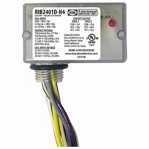 Rib2401d-n4 - Functional Devices Inc