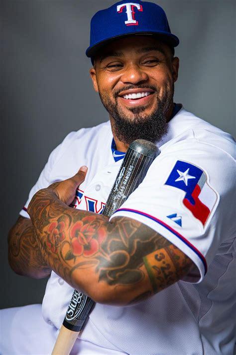 prince fielder texas rangers prince fielder  photo day