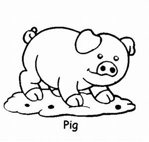 Cute Animal Coloring Pages - Free Printable Pictures ...