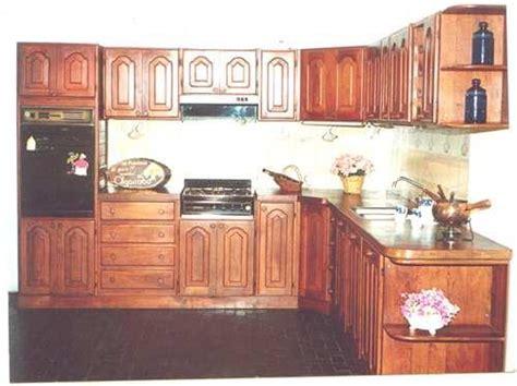 muebles de cocina algarrobo argentino