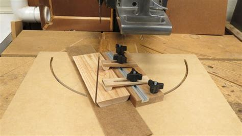 stars  compound angle cutting jig  hold downs