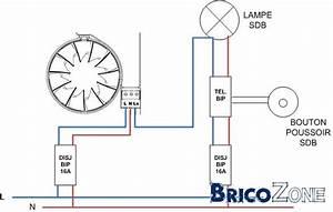 Aérateur Extracteur Avec Détecteur D Humidité : photos de comment brancher un extracteur de salle de bain ~ Dailycaller-alerts.com Idées de Décoration