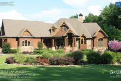 Glenville II House Plan 07098 Garrell Associates Inc