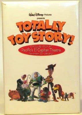 totally toy story button   buttons collection