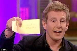 Patrick Kielty accidentally gives out Christine Bleakley's ...