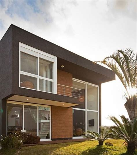 casas rusticas modernas fachadas modernas para casas t 233 rreas e sobrados