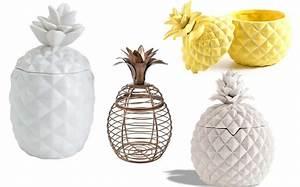 Ananas Deco Blanc : d co ananas plus de 20 id es de d coration partir de 3 les bons plans de naima ~ Teatrodelosmanantiales.com Idées de Décoration
