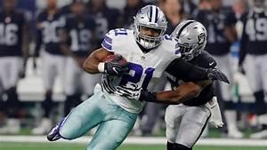 Dallas Cowboys running back Ezekiel Elliott's six-game ...