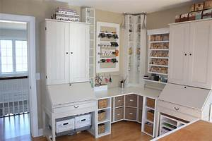 Some considerations when building your own craft room for Considerations building craft room ideas