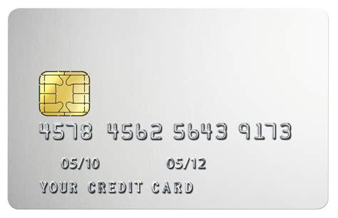 numbers   credit card