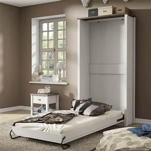 Bett Weiß 90x200 Ausziehbar : bett wei 90x200 die neuesten innenarchitekturideen ~ Indierocktalk.com Haus und Dekorationen