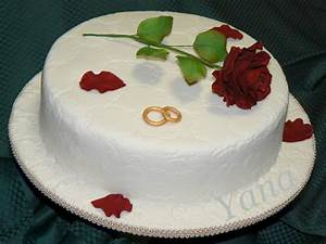 Engagement Cakes – Most Beautiful Designs for Her