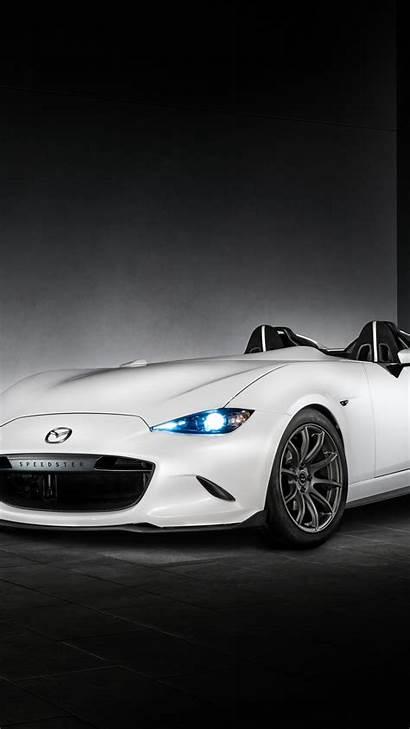 Mazda Speedster Mx Evolution Miata 4k Sema