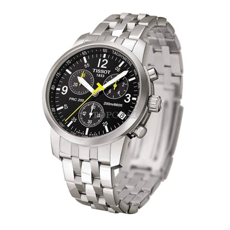 Tissot Prc 200 Chronograph 301 moved permanently