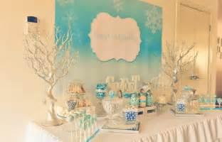 kitchen tea invitation ideas frozen winter printable backdrop dimple designs