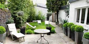 comment amenager son jardin les regles d39or With comment amenager son jardin exterieur