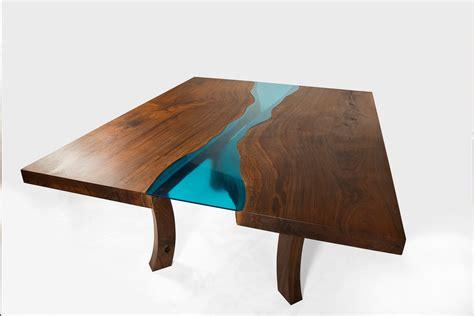 tables shane tubrid furniture  design
