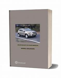 Ford Kuga 2011 Mk1 Workshop Manual