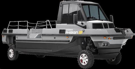 gibbs hibious truck gibbs phibian amphibious truck boat