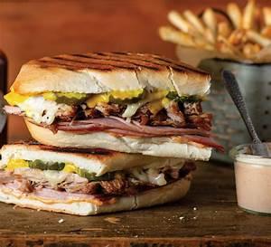 how to create a smoky cubano sandwich food cubano