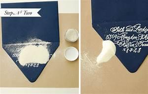 diy embossed custom stationery With wedding invitation embossing stamp