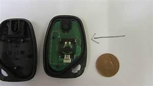 Clé Clio 2 : reparer cle telecommande clio twingo espace laguna kangoo ~ Dode.kayakingforconservation.com Idées de Décoration