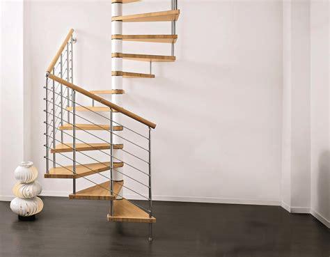 escaliers mixte