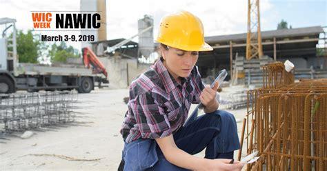 celebrating women  construction week whats