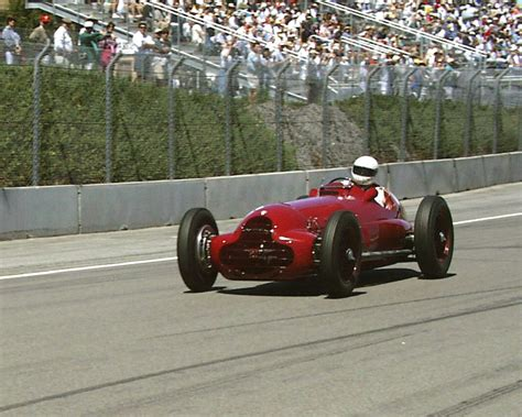 1937 Alfa Romeo 12c In