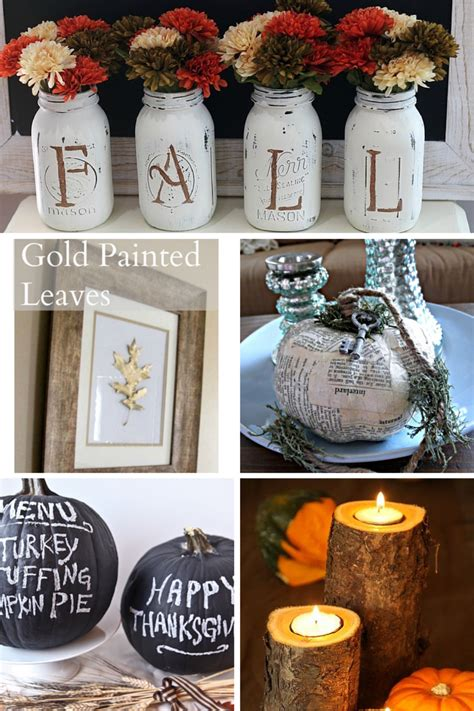 10 easy fall diy projects financial food for thought