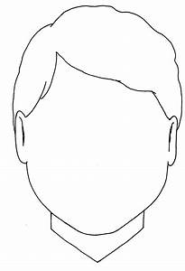 Blank Face Outline - Cliparts.co