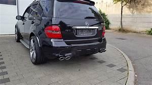 Mercedes Ml W164 Zubehör : mercedes w164 ml 320 cdi active sound exhaust youtube ~ Jslefanu.com Haus und Dekorationen