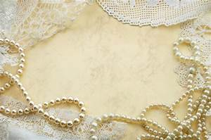 Vintage Rose Gold Pearls Background Pictures to Pin on ...