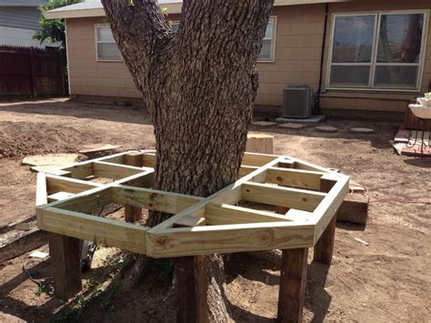 free plans to build a bar plans for a wrap around tree bench free plans for wooden baby cradle