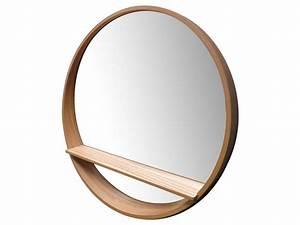Miroir Rond 50 Cm : miroir 50 cm chez conforama ~ Dailycaller-alerts.com Idées de Décoration