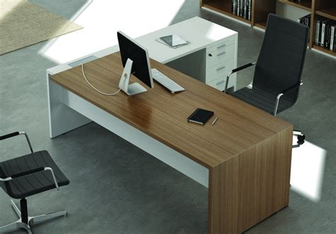 bureau direction blanc bureau de direction contemporain bureau de direction en