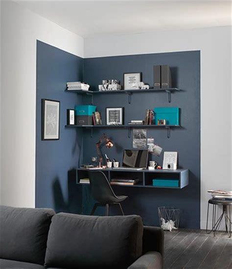 Couleur Pour Un Bureau - coin bureau mis en lumière par 1 couleur différente