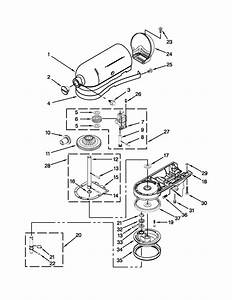 Kitchenaid Classic Stand Mixer Replacement Parts  U2013 Wow Blog