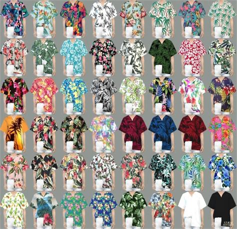 male hawaiian shirts unbalance  marigold sims  updates