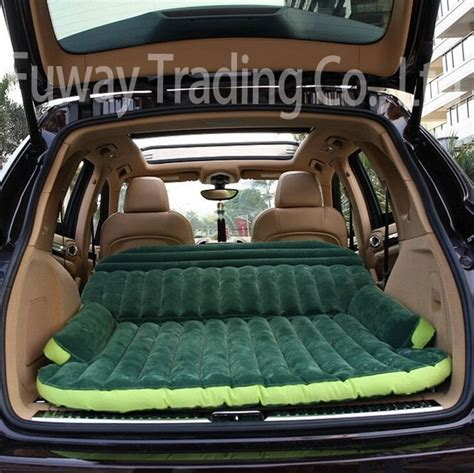 dhl  shipping suv inflatable mattress travel