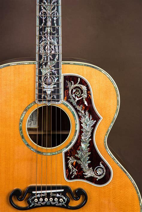 Gibson SJ-200 Master Museum Brazilian Rosewood Custom! J ...