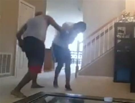 Dad Who Forced Son Into Facebook Live Boxing Match As