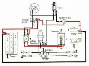 68 Vw Ignition Switch Wiring Diagram