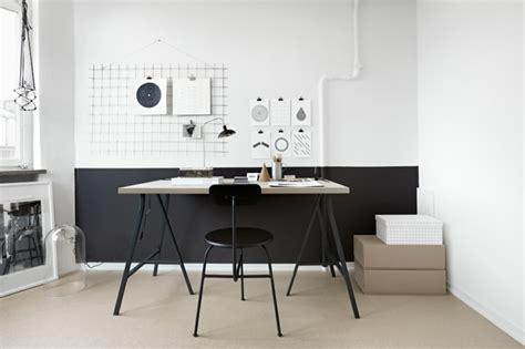 bureau nordique bureau scandinave 50 idées pour un coin de travail pratique