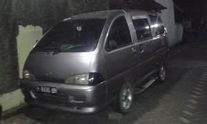 Espass  Esspas Daihatsu 1995 Abu Abu