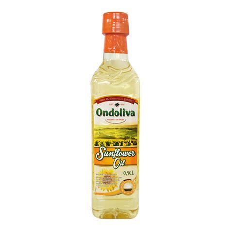 whipper 500 ml ondoliva sunflower 500 ml puri pangan utama
